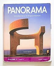Panorama 4e Student Edition V1 (1-8)