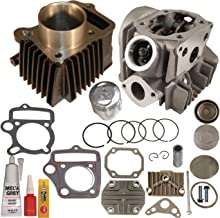 ZOOM ZOOM PARTS FITS HONDA CT 70 CT70 CYLINDER PISTON RINGS GASKET CYLINDER HEAD 1969 1970 1971 1972 1973 1974 1975 1976 1977 1978 1979 1980 1981 1982 1991 1992 1993 1994