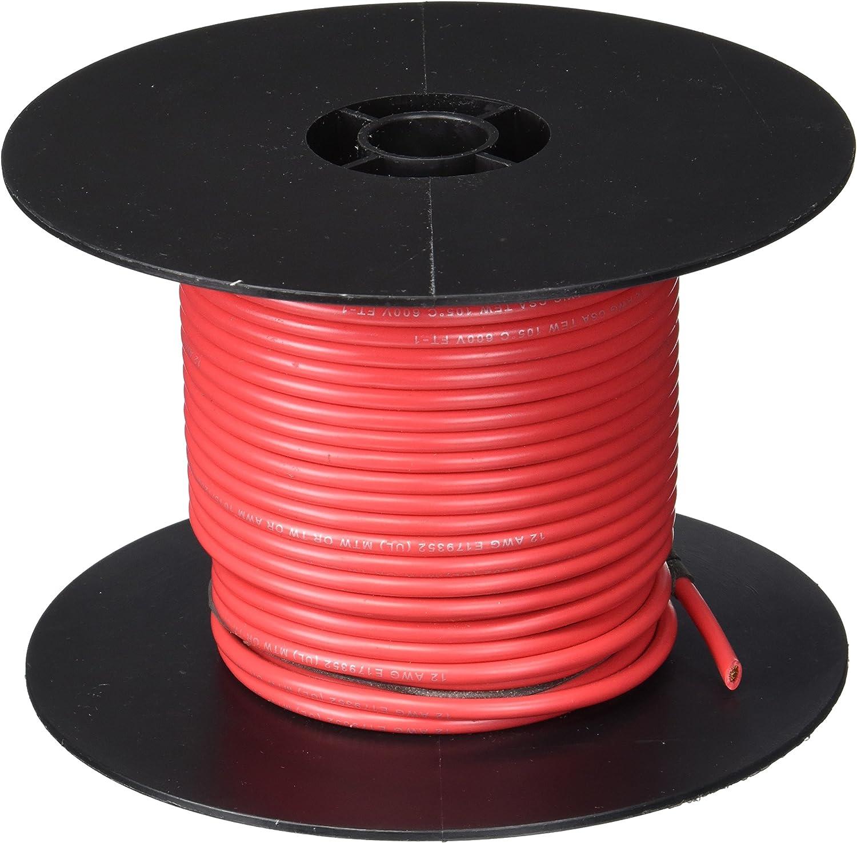 East Penn (7572) 12 Gauge x 100' Single Conductor Wire