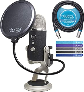 xlr cable for blue yeti
