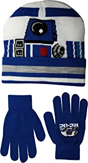 Boy's Big R2-D2, White, OneSize