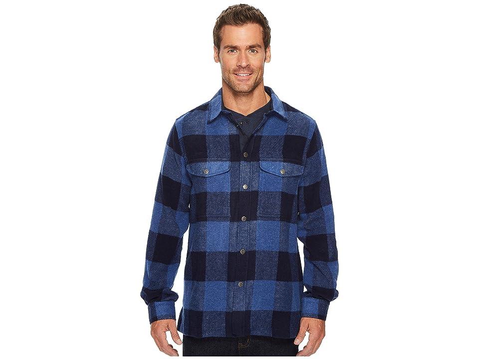 Fjallraven Canada Shirt (Uncle Blue) Men