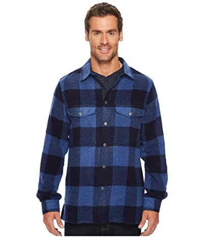 Fjallraven Canada Shirt (Uncle Blue) Men
