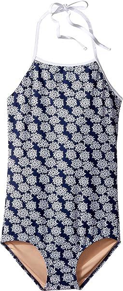 Floral One-Piece Swimsuit (Infant/Toddler/Little Kids/Big Kids)