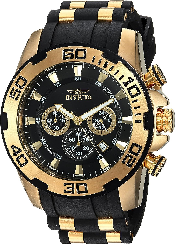Invicta Pro Diver - Scuba 22340 Reloj para Hombre Cuarzo - 50mm