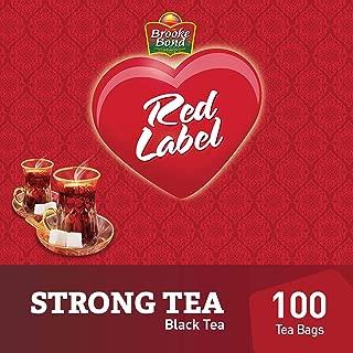 Brooke Bond Red Label Black Tea, 100 Teabags