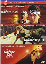 The Karate Kid / The Karate Kid 2 / The Karate Kid 3 (Triple Feature 3-DVD Set)