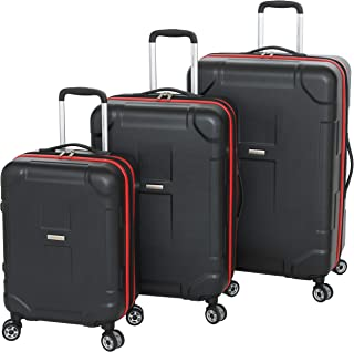 comprar comparacion Regent Square Travel - Juego de 3 maletas de carcasa dura, con ruedas giratorias de Goodyear