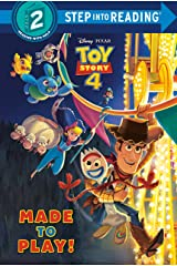 Made to Play! (Disney/Pixar Toy Story 4) (Step into Reading) Hardcover