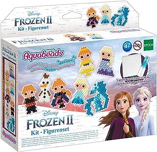Aquabeads - Le Kit La Reine des Neiges 2 - 31593 - Kit - Loisirs Créatifs