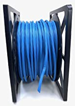 Micro Connectors, Inc. 100-Meter Augmented Cat 6A UTP 10GbE Bulk Cable - Blue (TR4-536T)