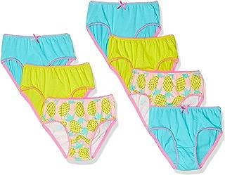 Rio Girls Underwear Cotton Brief (7 Pack)