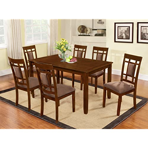 Cherry Wood Dining Table: Amazon.com