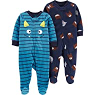 Boys' 2-Pack Microfleece Sleep and Play