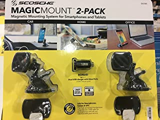 Scosche magic mount magnetic phone mount