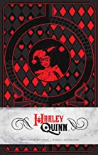 Harley Quinn Hardcover Ruled Journal (Insights Journals)