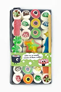 Sweet Design Sushi de chuches XXL - Que no se acabe nunca el buen rollito