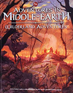 Adventures in Middle Earth: Wilderland Adventures