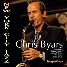chris byars new york city jazz