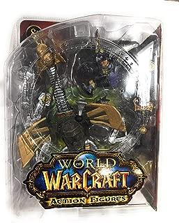 World of Warcraft 2: Gnome Warrior: Sprocket Gyrospring Action Figure