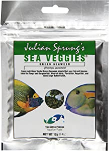 Two Little Fishies ATLSVGS2 Sea Veg-Green Seaweed, 0.4-Ounce