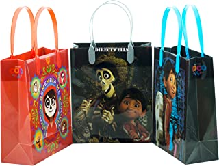 Disney Coco Remember Me 12 Reusable Goodie Medium Gift Bags 8
