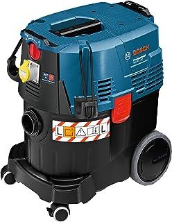 Bosch Professional 06019C3200 Aspiradora, 1380 W, 240 V, Negro, Azul