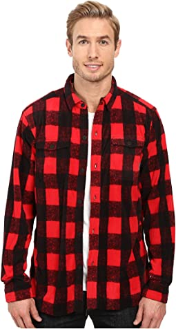 Mountain Red Buffalo Plaid