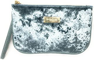 bebe Crushed Velvet Wrislet, Annie Design (Mint)