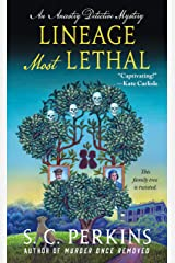 Lineage Most Lethal: An Ancestry Detective Mystery Kindle Edition