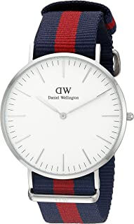 Daniel Wellington Men's  Watch Classic Oxford  40mm