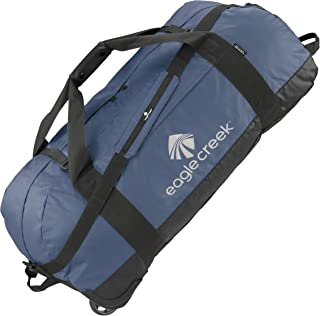 No Matter What Flashpoint Travel Duffel Bag with Wheels