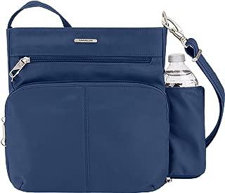 Travelon Anti-theft Classic N/S Crossbody Bag, Midnight