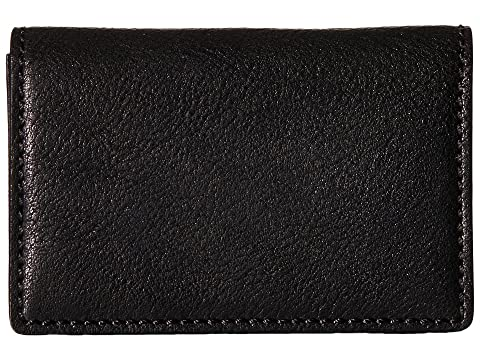tarjetas Collection completo Bosca de para Estuche Washed negro escudete ZSFqI