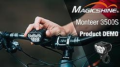 Magicshine Monteer 3500S Nebula MTB Headlight