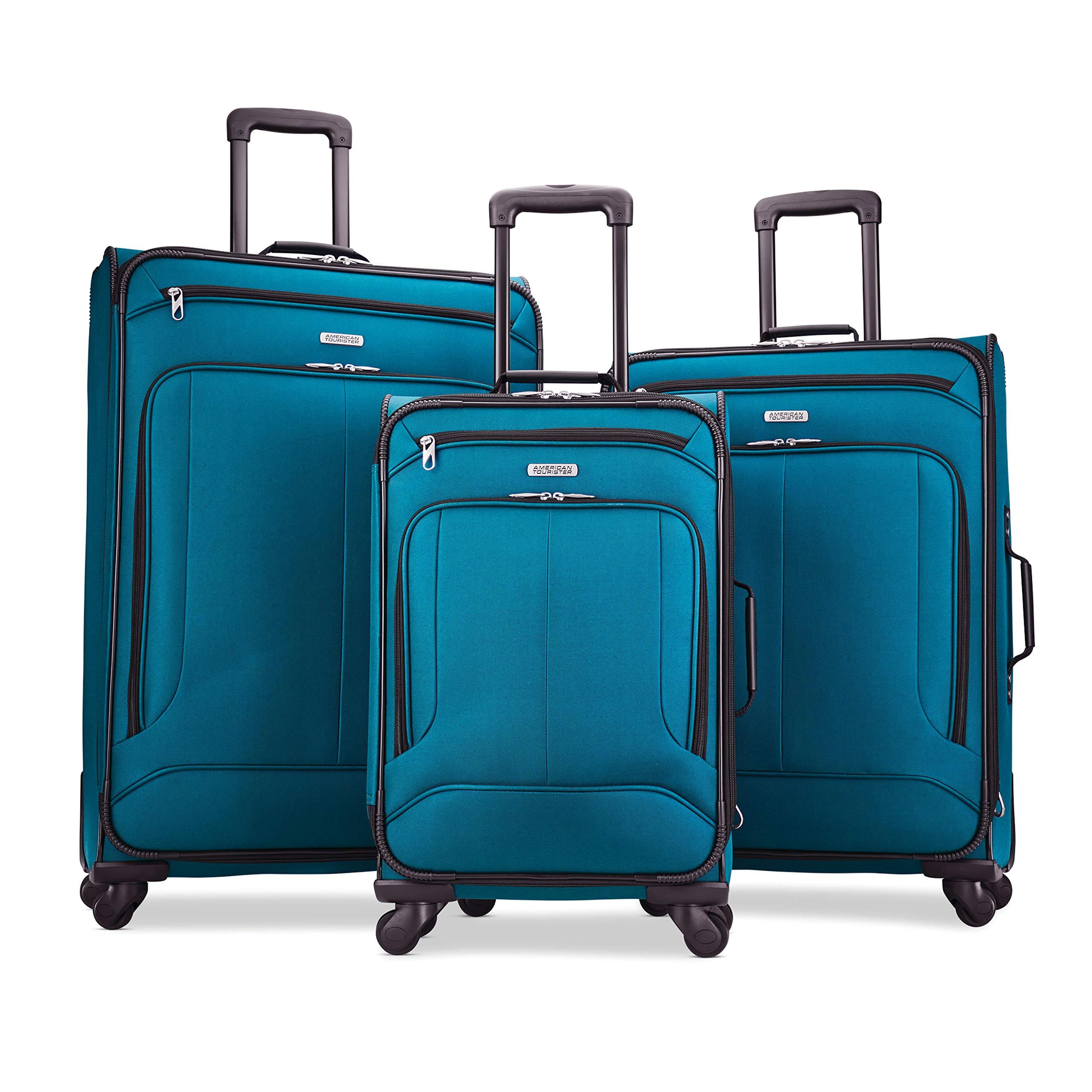 American Tourister 3 Piece Softside Luggage