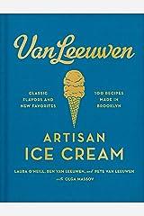 Van Leeuwen Artisan Ice Cream Book Kindle Edition