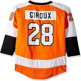 Claude Giroux Philadelphia Flyers Youth NHL Orange Replica Hockey Jersey