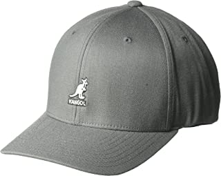 The Kangol Sport Collection Men's Wool Flex-Fit Baseball Cap