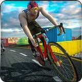 Trucos de bicicleta: juego de carreras de bicicletas 2019