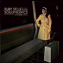 ruby velle and the soulphonics vinyl