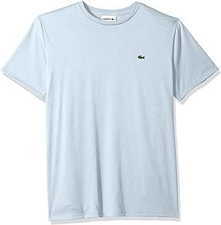 Lacoste Men's Short Sleeve Crew Neck Pima Cotton Jersey T-Shirt