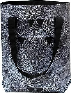 Shoulder Handbag Commuter Handcrafted Body Bag Crossbody Handmade Casual Satchel Mesh IKURI Shopper Tote bag for Women Design Dulce Flor
