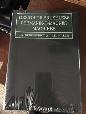 Design of Brushless Permanent-Magnet Machines