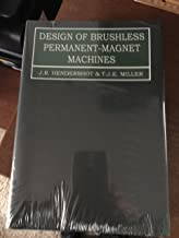 Design of Brushless Permanent-Magnet Machines