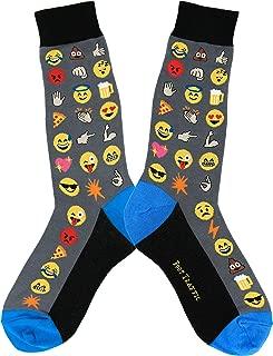 Men's Wacky Novelty Socks, Fits Men's Shoe Sizes 7-12
