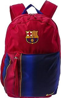 Nike Kids' Y NK Stadium FCB BKPK-FA20 Sports Backpack, Noble Red/Loyal Blue/(Varsity Maize), MISC
