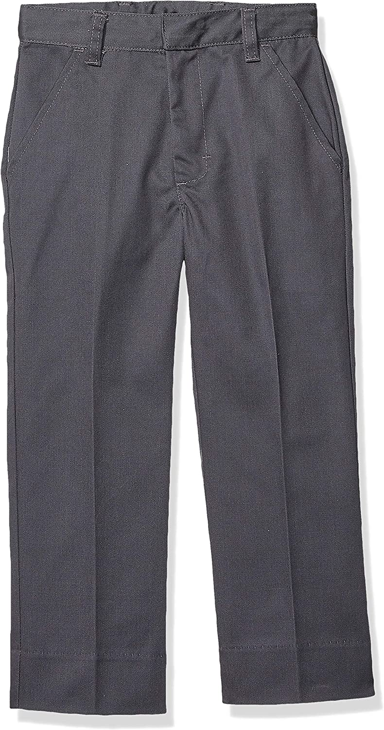 Classroom Little Boys' Flat Front Pant: Clothing
