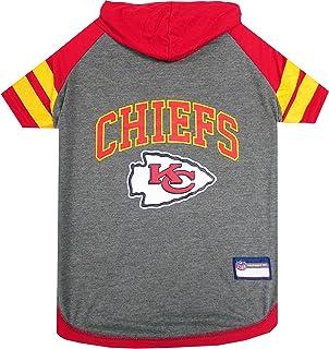 Pets First Kansas City Chiefs Hoodie T-Shirt, X-Small