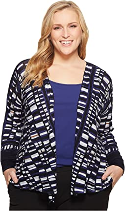 NIC+ZOE - Plus Size Window Light Cardy